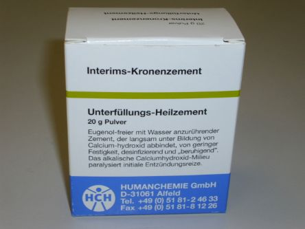 Interirns - Kronenzement